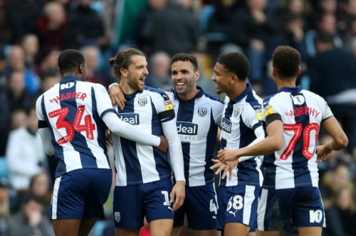 'More promise than Stones' Everton fans heap praise on this West Brom ace