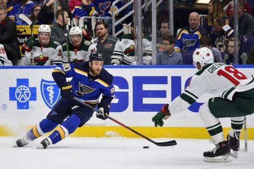 Gamethread: Wild vs Blues