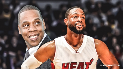 Dwyane Wade tells story about reaction to first hearing name in a rap song