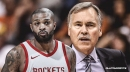 P.J. Tucker on playing for Mike D'Antoni with Rockets: 'Nothing like it'