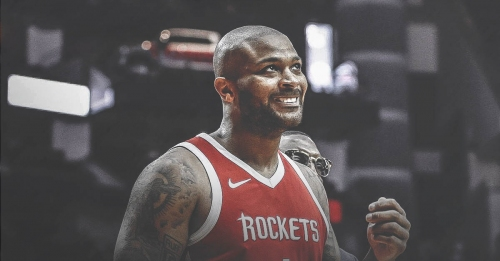 P.J. Tucker confident about Rockets' chances regardless of playoff seeding