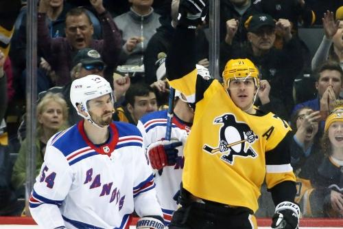 Penguins vs. Rangers Recap: Malkin's highlight reel goal helps Pittsburgh to win