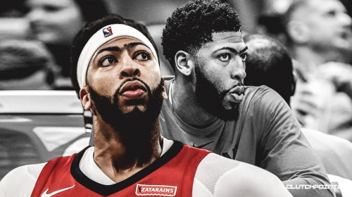 Anthony Davis will warm up before deciding whether to play All-Star Game with injured shoulder