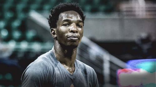 Former No. 2 overall pick Hasheem Thabeet works out for Rockets, Raptors and Pistons