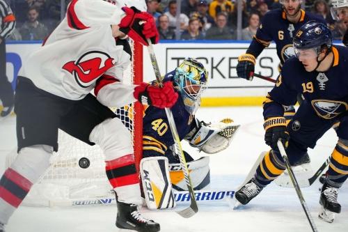 Game Thread: Sabres at Devils, Game 58