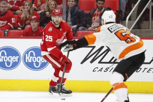 Gamethread: Red Wings vs. Flyers