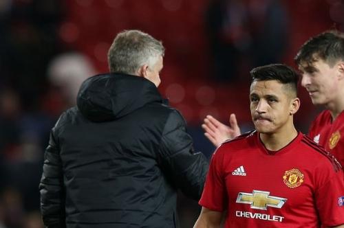 Manchester United manager Solskjaer makes Alexis Sanchez prediction