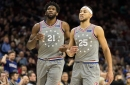 Sixers stars square off in NBA All-Star Game