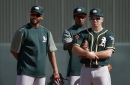 Cliff Pennington looks forward to mentoring young A's in his return