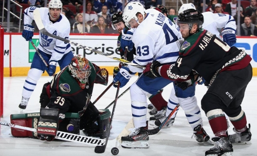 Maple Leafs have a game to forget, followed by a free day to do just that
