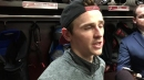 Josh Archibald discusses Coyotes' 2-0 win over Maple Leafs