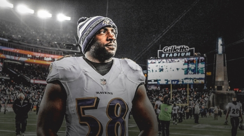 NFL video: Elvis Dumervil claims he's a Hall of Famer and a top pass rusher for his era