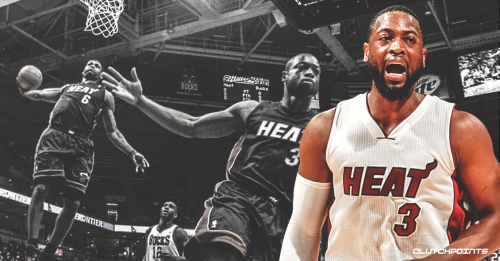 Dwyane Wade's goal is to throw a lob to LeBron James in final NBA All-Star Game