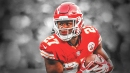 Chiefs video: Larry Johnson believes veteran players could have helped Kareem Hunt