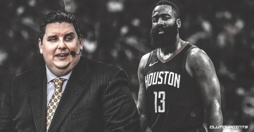 Rockets news: Brian Windhorst says some players don't like James Harden