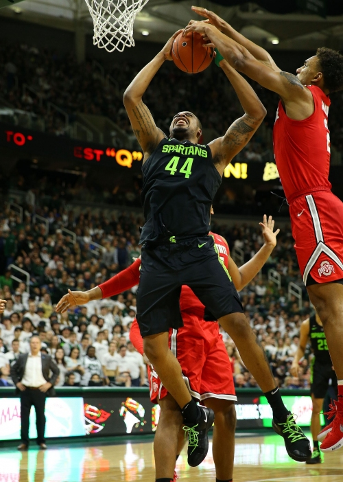 Nick Ward's injury hurts the Spartans. But they can overcome it. Here's how: