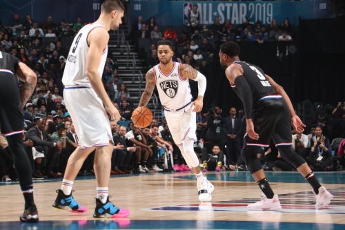 D'Angelo Russell plays 12 minutes, scores six points in first All-Star Game