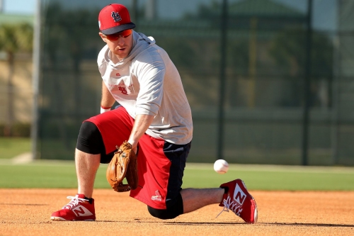 J. Martinez, Gyorko would be hard to leave off Cardinals