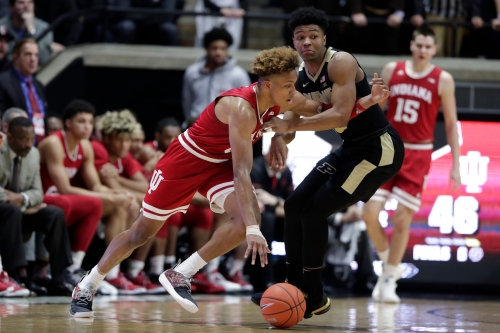 Scouting No. 12 Purdue men's basketball at Indiana
