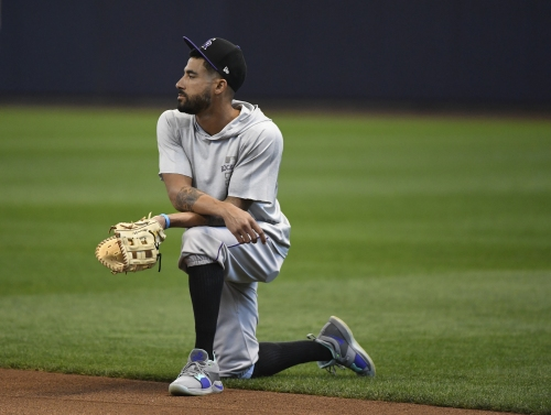 Rockies' Ian Desmond facing big challenge playing center field at Coors Field