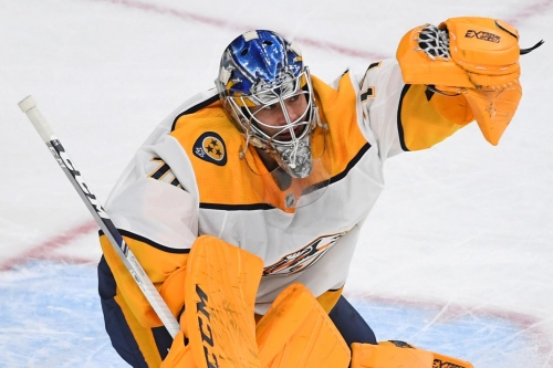 Monday's Dump and Chase: Holding the Lead