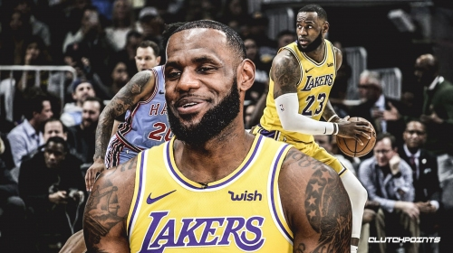 Lakers' LeBron James is feeling 'great' for stretch run