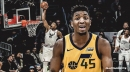 Donovan Mitchell says he'll do Slam Dunk Contest if Giannis Antetokounmpo does it
