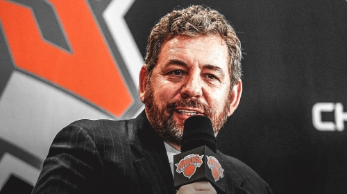 James Dolan is rumored to be 'courting offers' for Knicks