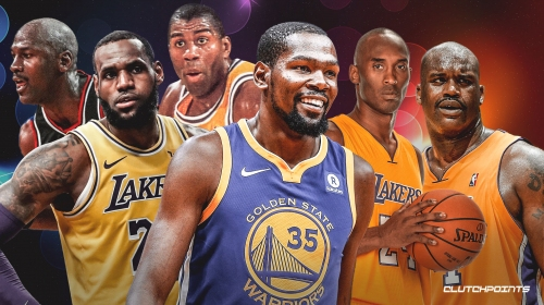 Warriors' Kevin Durant joins elite company after earning All-Star MVP honors