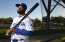 Andrew Toles out of Dodgers camp indefinitely