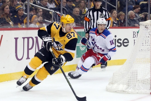Sidney Crosby named NHL's third star of the week