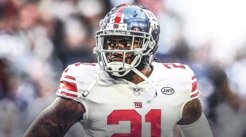 Giants will likely use the franchise tag on Landon Collins