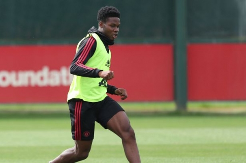 Two Manchester United youngsters go on trial