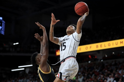 Bearcats Back in Coaches Poll, Still Outside AP Top 25