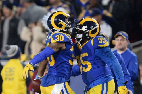 The Rams can't re-sign C.J. Anderson