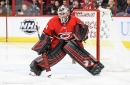 Canes' goalie future uncertain despite strong play from current tandem