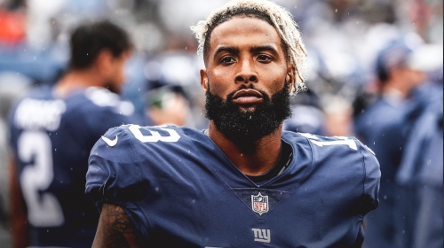 Giants rumors: New York didn't trade Odell Beckham Jr. last year due to Patriots' interest