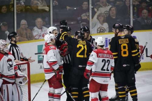 Providence Bruins Weekend Recap 2/15 - 2/17
