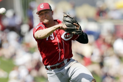 The Cincinnati Reds are still rebuilding, they're just making it more fun