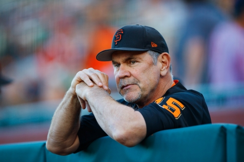 San Francisco Giants manager Bruce Bochy will retire after 2019 season