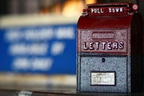 Big Blue View Radio mail call!