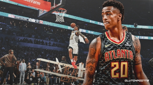John Collins disappointed with Slam Dunk Contest showing