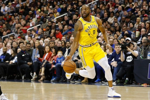 Andre Iguodala replacing LeBron James as NBA Players Association VP