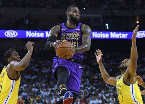Andre Iguodala Replaces LeBron James As NBA Players Association First Vice President