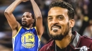 Matt Barnes thinks 'it's safe to say' that Warriors star Kevin Durant is 'the best player in the game right now'