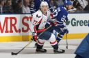 Washington Capitals T.J. Oshie Out With Upper-Body Injury