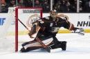 Ducks goalie Ryan Miller praised after breaking John Vanbiesbrouck's record