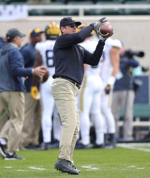 Michigan football's spring game set for April 13