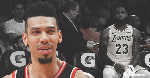 Raptors' Danny Green warns West about LeBron James, Lakers pushing for 8th seed