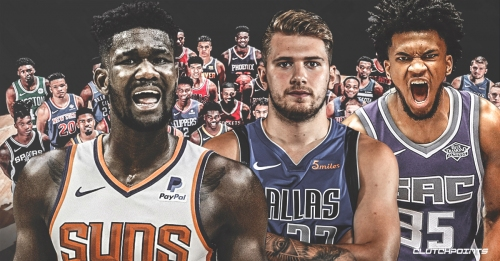 Suns' Deandre Ayton says 2018-19 rookie class is 'unique' and 'future of the league'